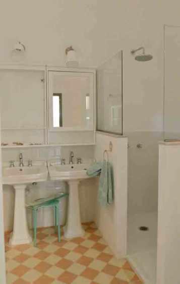 Downstairs showeroom 4