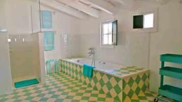 Bathroom 1 downstairs