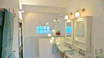 Children's shower room