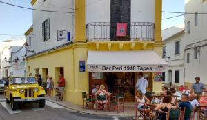 Bar Peri in July 2016