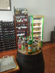 Gin in Menorca plus its contemporaries.