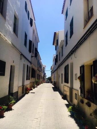 Street in Es Migjorn Gran