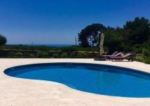 Santa Monica swimming pool