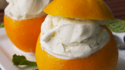 Orange - a favourite on the island for decades