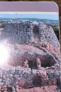 Image of similar excavated structure